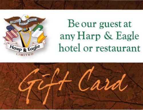 Harp & Eagle Gift Cards